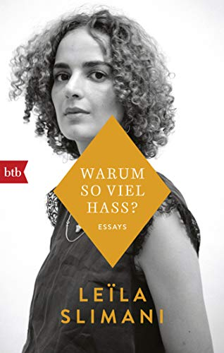 Buchseite und Rezensionen zu 'Warum so viel Hass?: Kolumnen und Essays' von Leïla Slimani