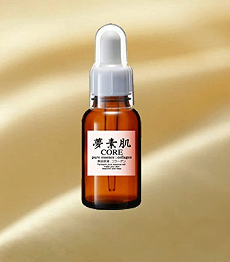 アクセント合理的効率的に夢素肌 コラーゲン 100 (美容原液)(30ml)YUMESUHADA COLLAGEN 100
