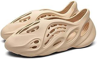 Unisex Foam Runner Summer Sandals Casual EVA Shoes Soft Mesh Couple Beach Slippers Comfort Flip-flops Slipper Men Swimming...