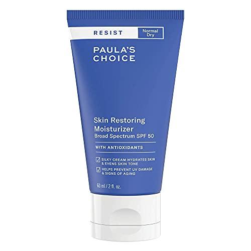 Paula's ChoiceResist Anti Aging Tagescreme LSF 50 - Anti Falten & Pigmentflecken Sonnencreme -...