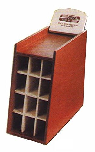 Koh-I-Noor - Caja de madera para lápices