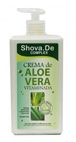 Crema de Aloe Vera Vitaminada 1 litro de Shovade