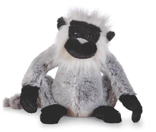 Webkinz Grey Langur Plush Stuffed Animal