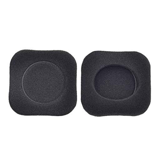 AERVEAL Almohadillas para los oídos, 2 Piezas de Espuma Suave Almohadilla para los oídos Cojín para Auriculares H150 H130 H250 H151