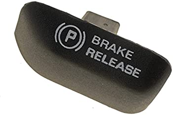 Dorman 74449 Parking Brake Pedal Release Handle for Select Cadillac / Chevrolet / GMC Models