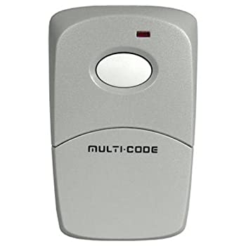 Linear 3089 300 MHz One-Button Visor Remote(See Tech. Details Below)