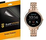 (6 Pack) Supershieldz Designed for Fossil Women's Gen 5E 42mm Smartwatch Screen Protector, Anti Glare and Anti Fingerprint (Matte) Shield