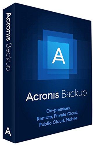 Acronis Backup Windows Server Essentials|Standard|1 Gerät|unbegrenzt|PC|Disc|Disc