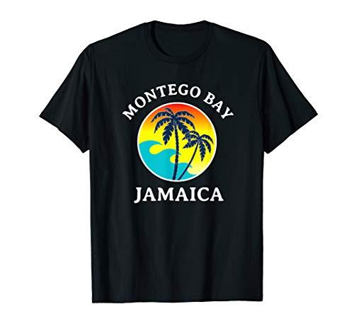 Montego Bay Jamaica Matching Family Vacation T Shirts