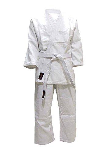 Budoten Aikido Anzug in weiß 180