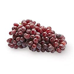 Red Seedless Grapes, 2 lb