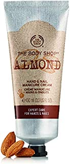 The Body Shop Almond Hand & Nail Cream 100ml
