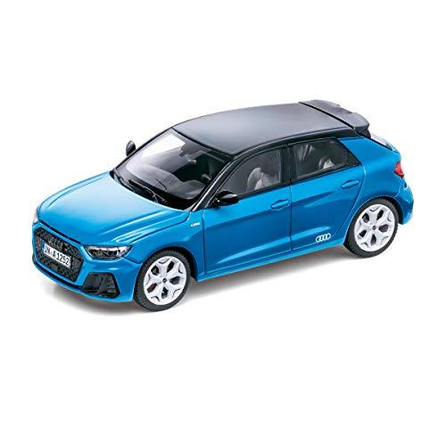 Audi collection 5011811031 Audi A1 Sportback Edition one 1:43 Turboblau