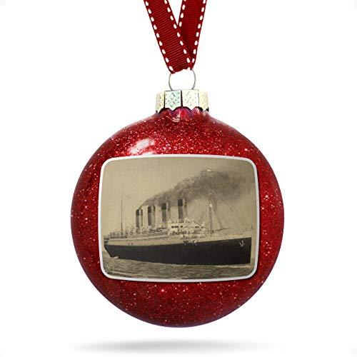 Titanic, Ship Christmas Ornament