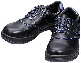 シモン 安全靴 短靴 黒/ブルー 26.5cm SL11BL26.5 [その他]