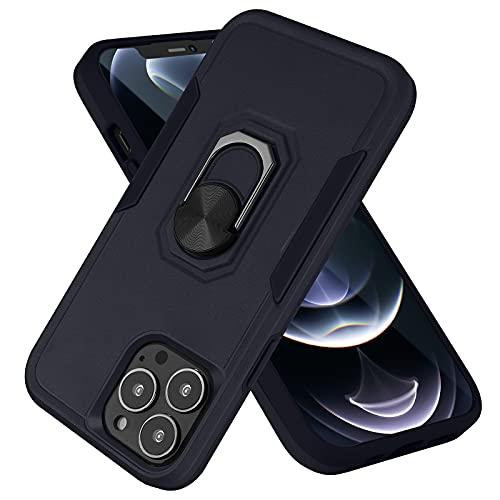HPDUNO Funda para iPhone 13 Pro Max de 360 grados, resistente a los golpes y al polvo, carcasa protectora de TPU de alto rendimiento, calidad militar para iPhone 13 Pro Max de 6,7 (azul)