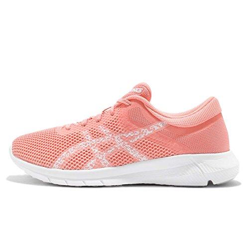 Asics Nitrofuze 2, Zapatillas de Running Mujer, Rosa (Begonia Pink/White/White 0601), 39.5 EU