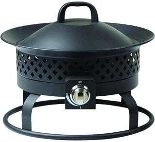 Bond 68183 Solara Steel Gas Firebowl