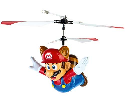 Carrera RC Super Mario (TM), Volando Mapache Mario, Multicolor