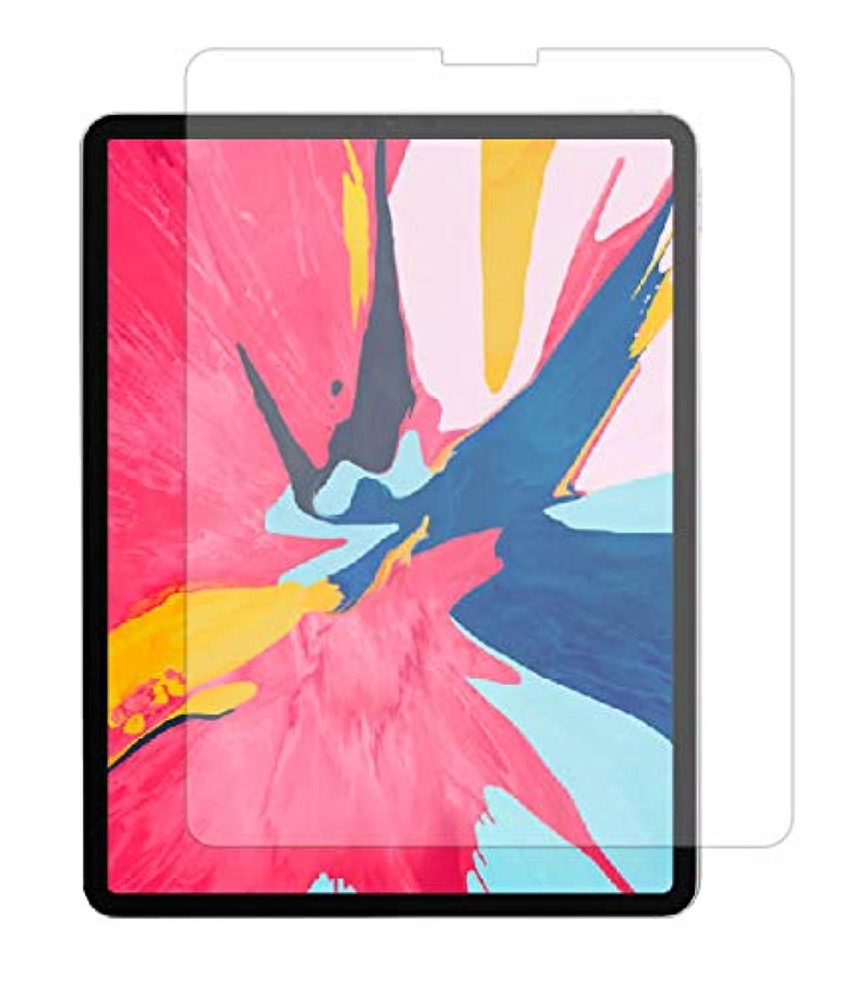 毛皮反響する登録するApple iPad Pro 11 2018年モデル 用 液晶保護フィルム 防指紋(クリア)タイプ