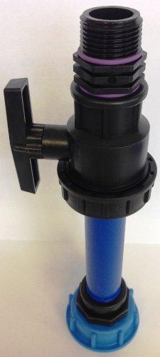 CMS60290R13_9482 Manchon dN32 avec tube en plastique 100 mm-aG 1 \