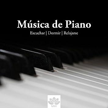 Música de Piano: Música Relajante para Escuchar, Dormir, Relajarse