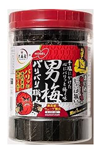 大森屋 バリバリ職人男梅味 30枚 ×3個