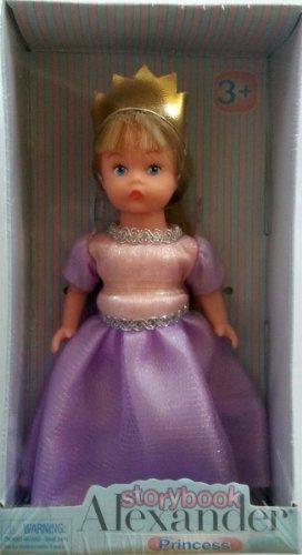 Madame Alexander Storybook Princess Mini Doll 5'
