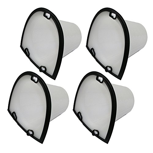 Black and Decker CHV1400 Replacement 4 Pack Dust Buster Pre-Filter # 598083-00-4PK