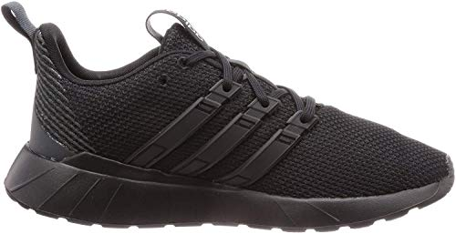 adidas Herren Questar Flow Sneaker, Schwarz (Black F36255), 42 EU