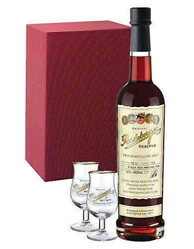Geschenkset Radeberger Reserve Shotglas 0,5l