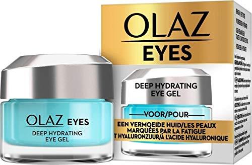 Olaz Augen Intensive Moisturizing Augenkontur-Gel für müde, trockene Haut, 60 g