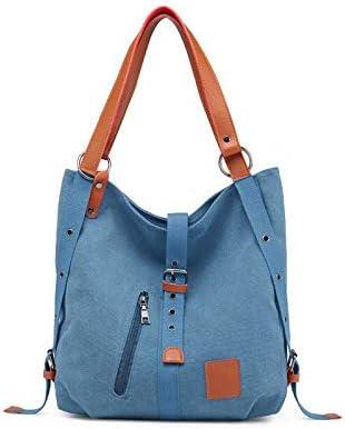 wbwlfjtlll Fashion Canvas Now free Max 44% OFF shipping Ladies Multifunctional La Shoulder Bag