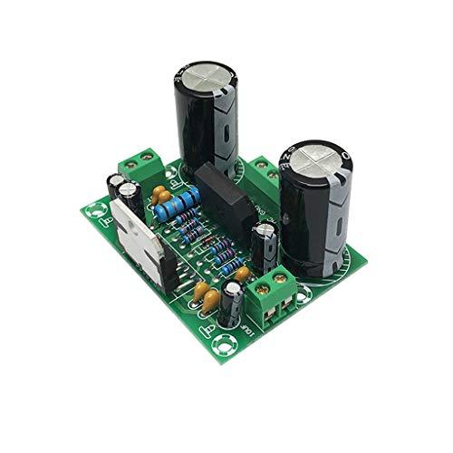 ZZALLLPlaca amplificadora TDA7293 AC 12-32V 100W Mono Monocanal Módulo de Baja distorsión