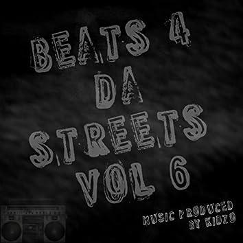 Beats 4 Da Streets, Vol. 6