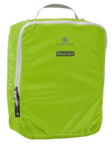 Eagle Creek Pack-it Specter Multi-Shoe Cube - Borsa per scarpe, 34 cm, Verde stroboscopico (Verde) - EC0A34PM046