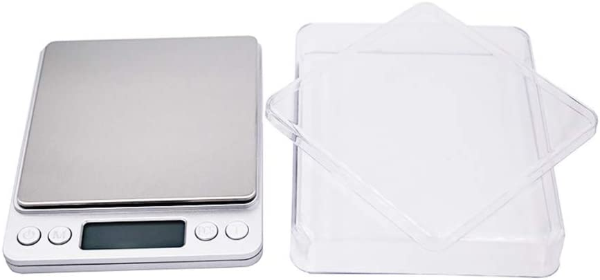 500g 0.01g Industry No. 1 Mini Pocket Jewelry Scale Large special price Stainless Digital Ki Steel