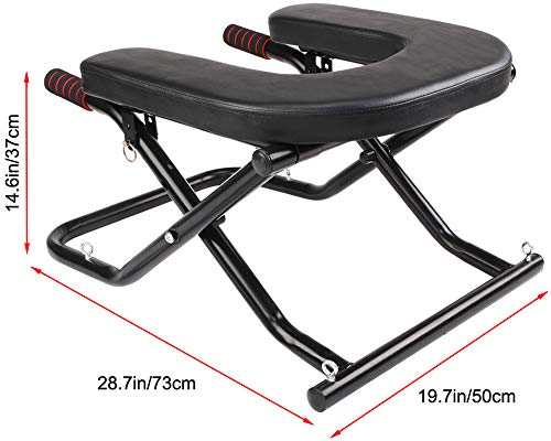 Learn More About Realremhai Home Yoga Inverted Chair with Drawstring