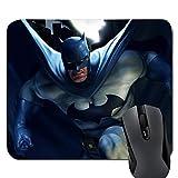 DC Comic Batman Customized Rectangle Mousepad Diy By Bestsellcase