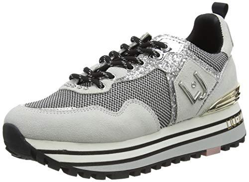 Liu Jo Shoes Damen LJWMX Sneaker, White, 40 EU