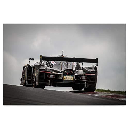 artboxONE Poster 30x20 cm Sport/Motorsport Dem Himmel entgegen - Bild Rennwagen Rennsport DTM