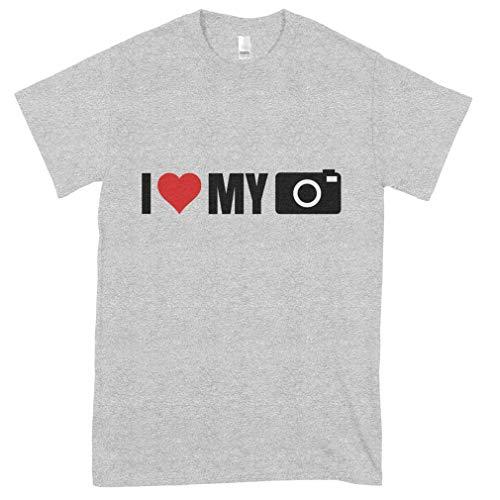 I Love My Camera Bags Backpacks Totehellip Classic Guys Unisex Tee Logo Cheap Tee Logo Love Shirt Cools Shirt The Best Tshirt
