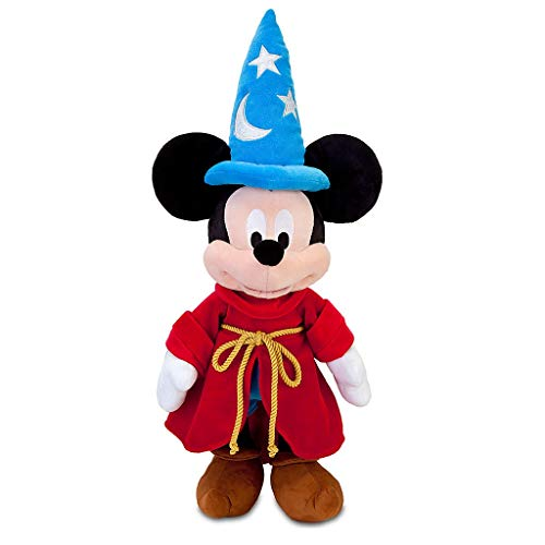 Sorcerer Mickey Mouse Deluxe Plush Doll