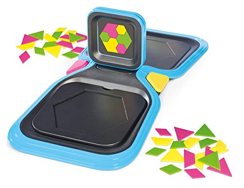 TOMY Puzzle Wars, Puzzle, Brettspiel ab 8 Jahren für Kinder und Erwachsene,Spielspaß für zu Hause oder unterwegs, Das ideale Spielset
