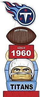 Team Sports America NFL Vintage Tiki Totem Statues