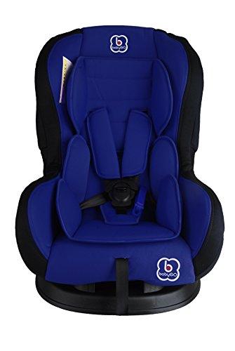 BabyGO 2101 ECE R 44/04 Side protection mit stabilisierender T Säule