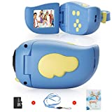 Themoemoe Kids Digital Camera for Girls Boys, Rechargeable HD Video Photo Camera...