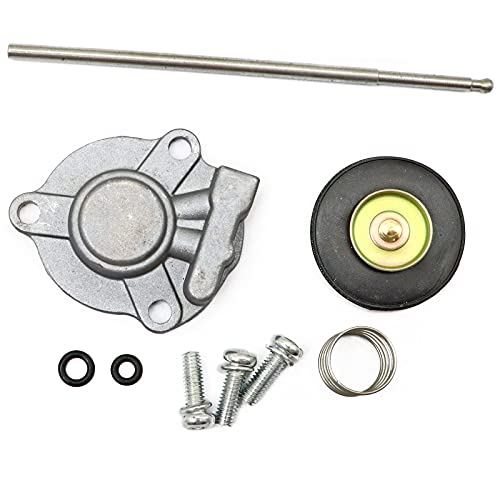 SecosAutoparts New Accelerator Pump Diaphragm Kit Compatible with Yamaha WR250F YZ250F Carburetor Carb
