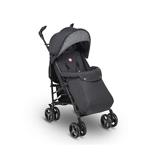 Lionelo Irma Folding Stroller with Backrest Adjustment 6 Inch Wheels Lionelo  12