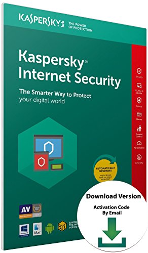 Kaspersky Internet Security 2018 - 5 PC / 1 Jahr Lizenz Code